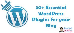 34-essential-wordpress-plugins
