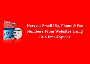 GSA email Spider review