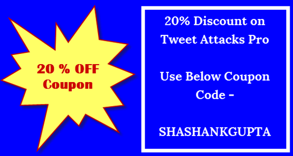 tweet-attacks-pro-discount-promo-coupon-code