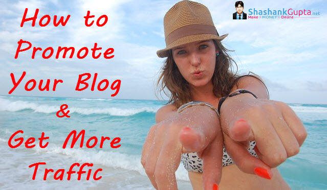8 Ways to Get More Traffic to Your Blog