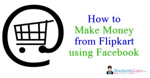 make money from flipkart