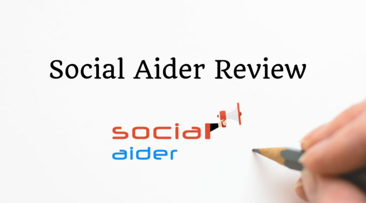 Social Aider Review and Step-by-Step Guide